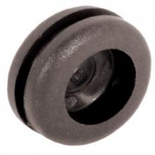 PP 10 - Ввод кабельный эластичный, ПВХ, с перегородкой упак {100шт}