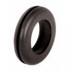 PV 25 - Ввод кабельный эластичный, ПВХ упак {100шт}