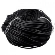 PCV 3,5x0,5 BK - Шланг электроизоляционный ПВХ [черный] рул {200м}