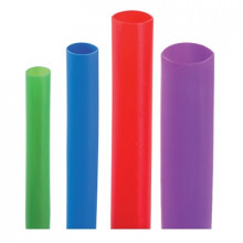 TCR 8/2 VL - Трубка термоусаживаемая тонкостенная [фиолетовый] {1 метр} упак {10шт}