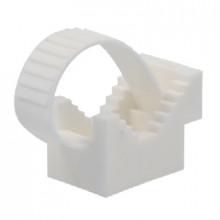 UP 22 - Держатель проводов пластиковый упак {100шт}
