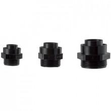 WD 11/11 - Сальник (ввод кабельный) изоляционный, пластиковый, IP54, для защитных труб, резьба PG упак {10шт}