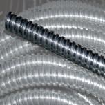 WO 9 - Труба защитная (Металлорукав), стальная, оцинкованная, IP40 рул {50м}