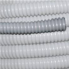 WOT 21 BK - Труба защитная (Металлорукав), стальная, в ПВХ оболочке, IP66 [черный] рул {25м}