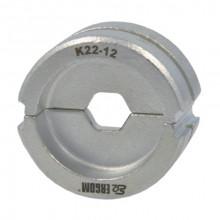 K22 I35 - Матрица для инструмента зажимного K22 для изолированных кабельных наконечников шт