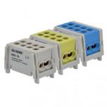 BRC 35/25 YL/GR - Блок распределительный компактный для шин TS шт