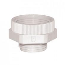 DA 11/13 - Переходник пластиковый для сальников (вводов кабельных), резьба PG упак {10шт}