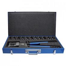 EK19-ST - Инструмент зажимной ручной для наконечников кабельных, с матрицами набор