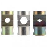 AH1-44 - Матрица для инструмента зажимного для алюминиевых трубчатых наконечников кабельных шт