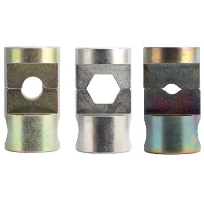 AH1-28 - Матрица для инструмента зажимного для алюминиевых трубчатых наконечников кабельных шт
