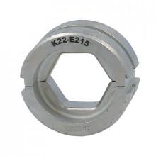 K22-E140 - Матрица для инструмента зажимного K22 для изолированных разъёмов на воздушных линиях шт