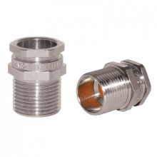 MDW 11L - Сальник (ввод кабельный) латунный, IP54, резьба PG упак {10шт}