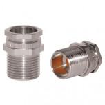 MDW 12ML - Сальник (ввод кабельный) латунный, IP54, резьба M упак {10шт}