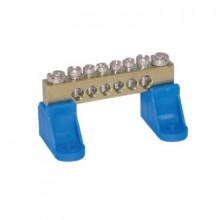 MZO-P 6/10 (ZO-1203) - Зажим защитный упак {10шт}