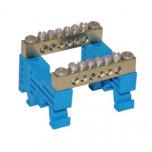 MZO-TS 6/10 (ZO-2403) - Зажим защитный упак {10шт}