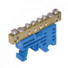 MZO-TS 6/16 (ZO-2106) - Зажим защитный упак {10шт}