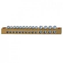 MZO 10x4/4x16 - Зажим защитный упак {10шт}