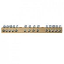 MZO 14x6 (ZO-0007) - Зажим защитный упак {10шт}