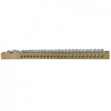 MZO 24x10/35 (MZO 25/35) - Зажим защитный упак {10шт}