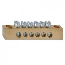 MZO 4x4/2x10 (ZO-0003) - Зажим защитный упак {10шт}