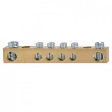 MZO 4x4/2x16 (ZO-0006) - Зажим защитный упак {10шт}