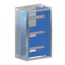 OMZ-604025 (RAL 7035) - Защита модулей стальная, комплект набор