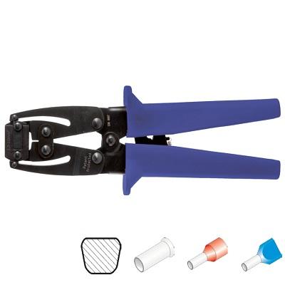 PZ10H/2,5-10 - Инструмент зажимной ручной для кабельных наконечников шт