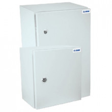 RN 808025 BP (RAL 7035) - Шкаф однодверный без монтажной панели шт