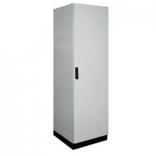 RN 6203 (RAL 7032) - Шкаф однодверный P1 с цельной монтажной панелью шт