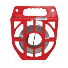 TSR 316 30/12 - Бандажи (стяжки) стальные, катушка с лентой рул {30.5м}