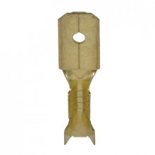 WT 6,3-1/0,8 NC - Штырь коннекторный в ленте упак {10000шт}