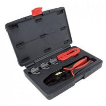 WZ-LAN - Инструмент зажимной ручной для телефонных разъёмов и телекоммуникационных кабелей набор