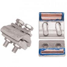 ZLN 10150/2AM - Зажим для воздушных линий алюминиево-медный, ответвительный шт