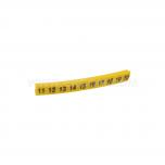 """EZ-5/""""11""""-""""20"""" - Обозначители ПВХ для клемм, кнопок упак {100шт}"""