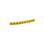"""EZ-6/""""31""""-""""40"""" - Обозначители ПВХ для клемм, кнопок упак {100шт}"""