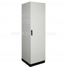 RN 8203 (RAL 7035) - Шкаф однодверный P1 с цельной монтажной панелью шт