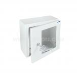 RS 604025 (RAL 7032) - Шкаф однодверный без монтажной панели, с окном шт