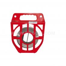 TSR 316 30/9 - Бандажи (стяжки) стальные, катушка с лентой рул {30.5м}
